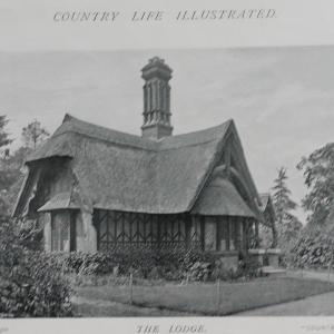 SudbourneHall1901Lodge